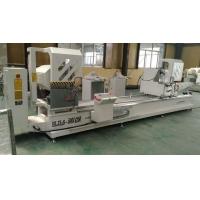铝门窗制作工具 HLJZ2S-500X4200铝型材数显双角