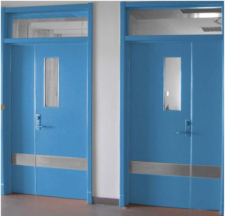 陜西醫院專用門 木質醫療門廠家定做