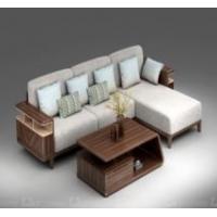 拐角沙发 ——海杰2021新品乌金木家具系列