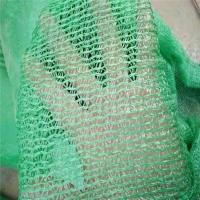 武漢施工蓋土網/蓋建筑廢料網  綠色8乘25米