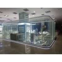 智能调光玻璃膜隐私通电遥控雾化玻璃膜办公室隔断墙支持定制