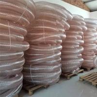 pu食品級耐磨吸塵軟管A社旗縣廠