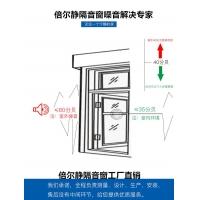 张家港隔音窗平移式推拉式平开式