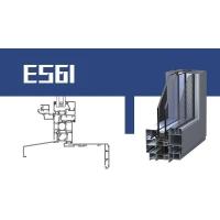 华建易欧思ES61系统门窗为夏热冬冷地区制定的门窗解决方案