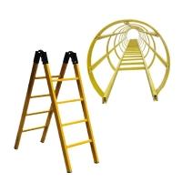 天津 玻璃钢爬梯护笼厂家直销