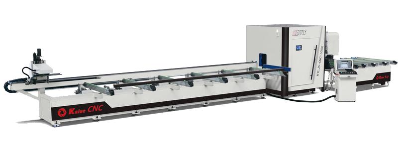 凱岳鋁型材智能數控鋸切中心斷橋鋁鋸切中心