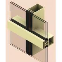 玻璃幕墙铝型材