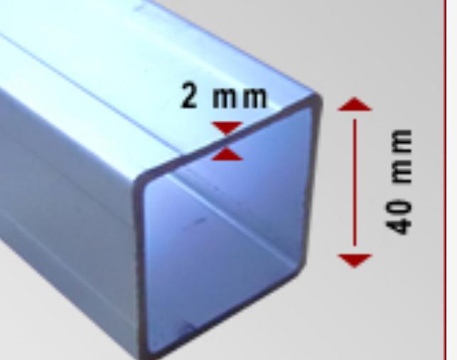 工业铝材--铝管系列铝材