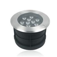 嵌入式LED水底灯地埋灯广场不锈钢圆形水下埋地灯