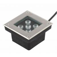 厂家供应LED方形埋地灯 七彩广场公园地埋灯