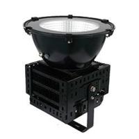 鳍片LED户外防水投光灯300w400w500w塔吊球场灯