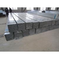 鍍鋅方管庫存全 鍍鋅帶方管