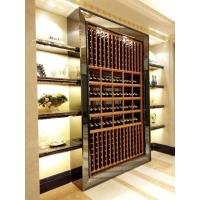 不锈钢酒柜,私人定制酒柜