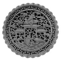 青砖浮雕圆形-7