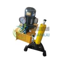 冠凯机械手提式液压弯曲机机器安全可靠手提电动弯曲机