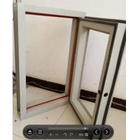 新型防雨钢质防火窗、平开窗