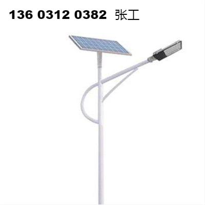 房山做太阳能路灯的厂家 北京6米太阳能路灯