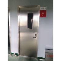 不锈钢门不锈钢平开门厂家工业门食品车间不锈钢门