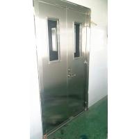 临汾不锈钢门|食品厂不锈钢门|超市不锈钢门|不锈钢平开门