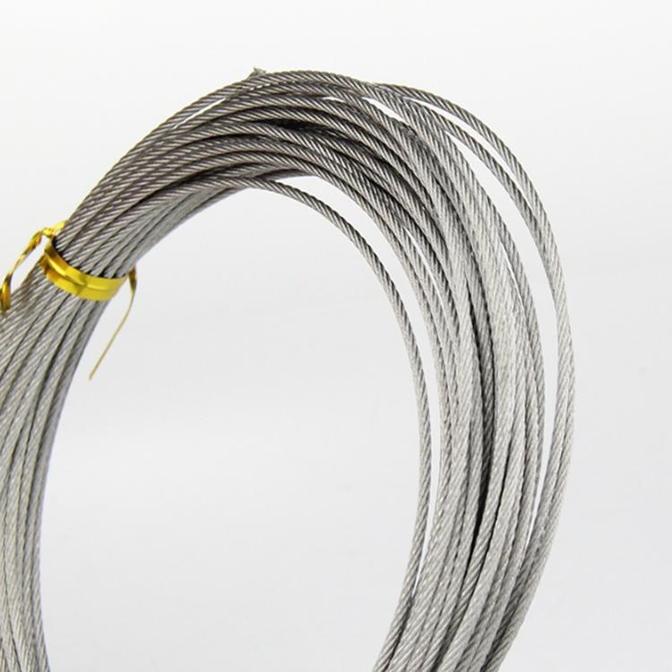 供應304 316 316L不銹鋼絲繩