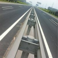 暢銷高速防撞護欄板、護欄立柱、橫隔梁等配件