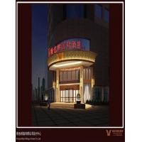定制维也纳酒店招牌凯里亚德酒店广告牌LED发光字