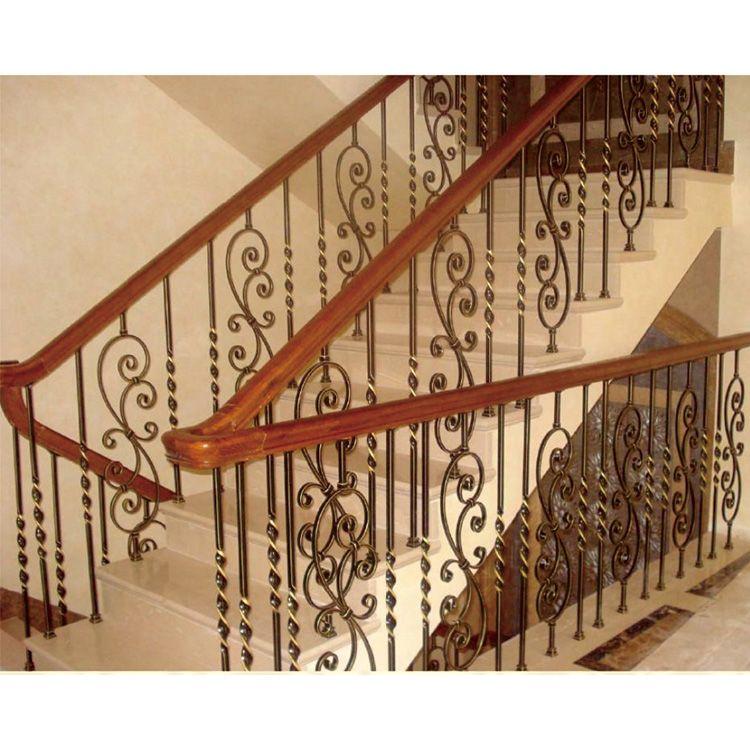 南京钢木楼梯厂-南京红灯楼梯