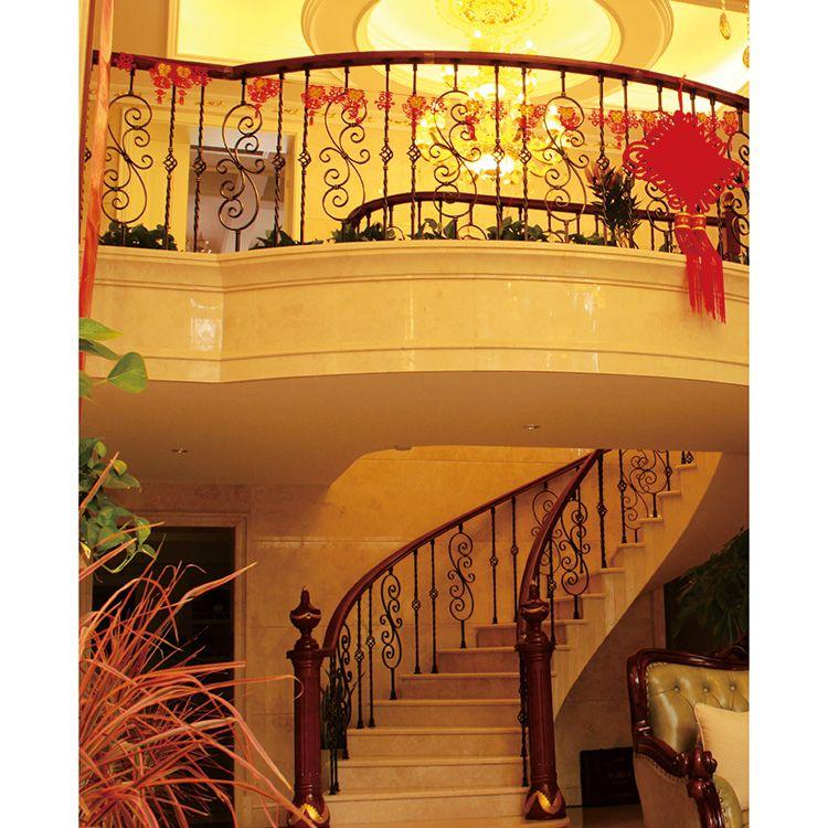 南京钢木楼梯-南京红灯楼梯