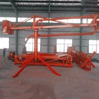 混凝土布料机12米15米18米价格美丽  速来订购