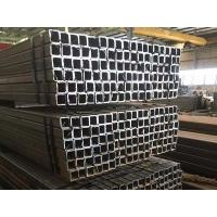 上海宝山仓库供应UPE100欧标槽钢规格尺寸齐全