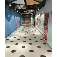 幻彩塑膠地板-商場為什么選擇幻彩地板