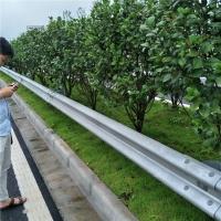 河南开封国标高速护栏双波护栏波形梁钢板护栏乡村道路护栏防撞栏