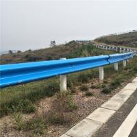 广西玉林高速护栏板热镀锌GR-B-4E防护栏波纹板波形梁钢板