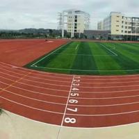 体育馆塑胶跑道300米,体育馆300m塑胶跑道价钱