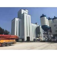 供應海州重工新一代環保型干混砂漿全封閉工廠式攪拌站