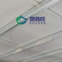 养殖塑料大棚搭建专用塑料板 中空塑料隔层板