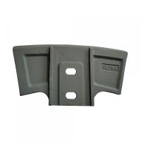 混凝土攪拌機配件,耐磨件,葉片,襯板