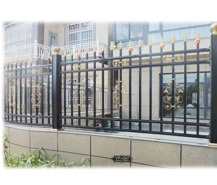 南京联润铁艺不锈钢装饰-铝艺护栏系列