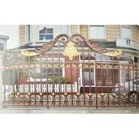 南京联润铁艺不锈钢装饰-铝艺围栏