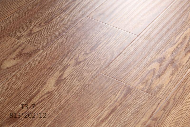德寶強化短手抓紋 T3-7 皇家柚木