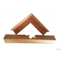 装修纸护角 纸箱护角 家具护角 L型护角 磁砖护角  钢带护