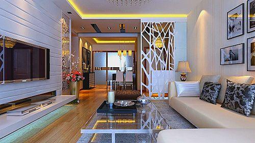 佛山法仕龙 吊顶 竹木纤维护墙板 石塑墙面板 快装墙板 免费