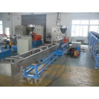 工程塑料造粒机,工程塑料造粒设备(图示)