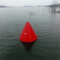 湖南警示塑料航标水面设障浮标禁止靠近浮标