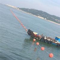 运河航道警示浮球 水库核心区拦船浮漂球供应