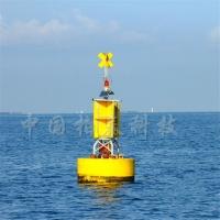 舟山岛屿通航警示浮标 海上施工建筑物警示浮标