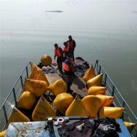 水上噴字禁航浮標 水產種質保護區界標