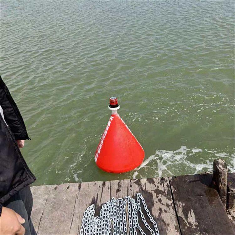 航道施工应急浮标 水上施工建筑物整治浮筒 拦船浮标