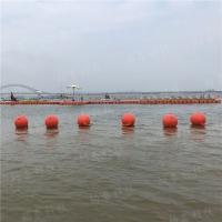 水库50cm警示浮球 水源地拦船浮漂