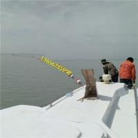 长沙饮用水水库警示游泳警示浮标 拦船浮球
